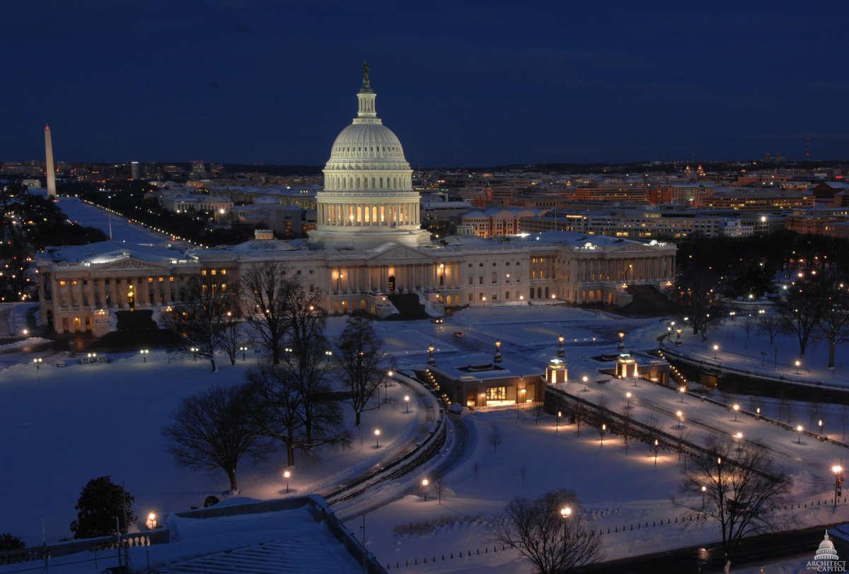 Que faire à Washington DC en hiver?