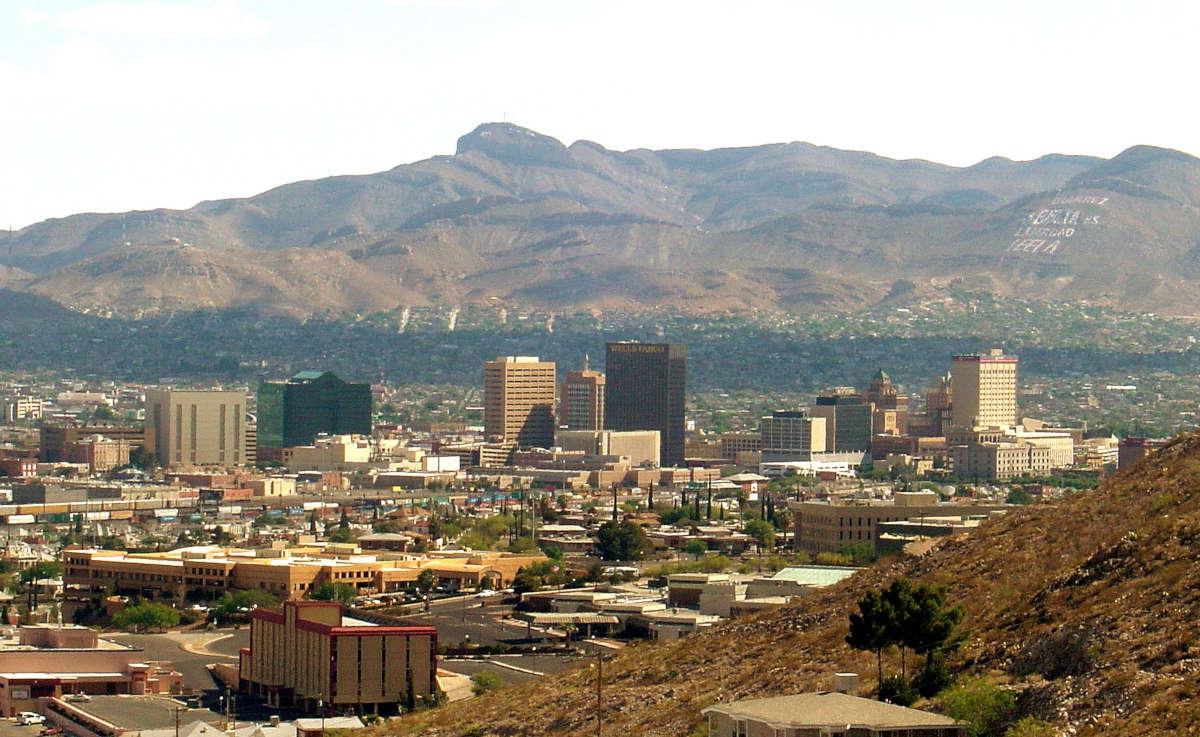 Découvrez la charmante ville d'El Paso, au Texas